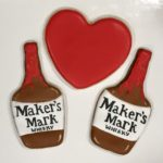 Makers Mark Cookie
