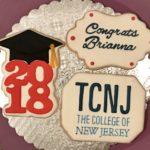 #graduation, #TCNJCookies