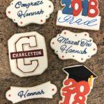 #GraduationCookeis, #CharlestonCollegeCookeis,