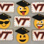 #GraduationCookies, #VirginiaTech