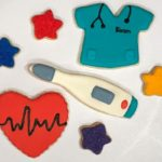 #DoctorCookies, #Nurse, #GetWell