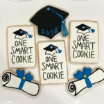 #Graduation. #OneSmartCookie, #Diploma, #GradCap